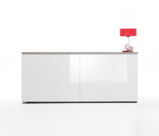 Winea Maxx Slide Sideboard de WINI Büromöbel | Meubles multimédia