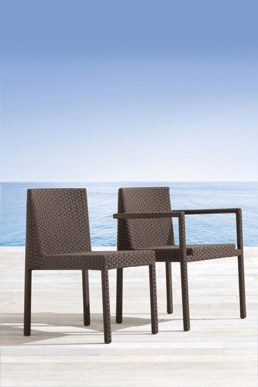 St. Tropez 9540 | 9541 chair de ROBERTI outdoor pleasure | Sillas