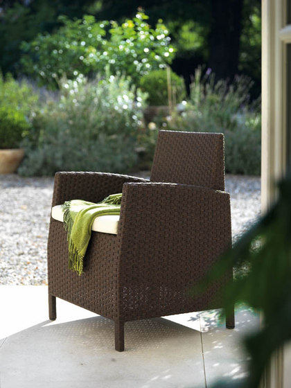 St. Tropez 9543 armchair by Roberti Rattan | Chairs