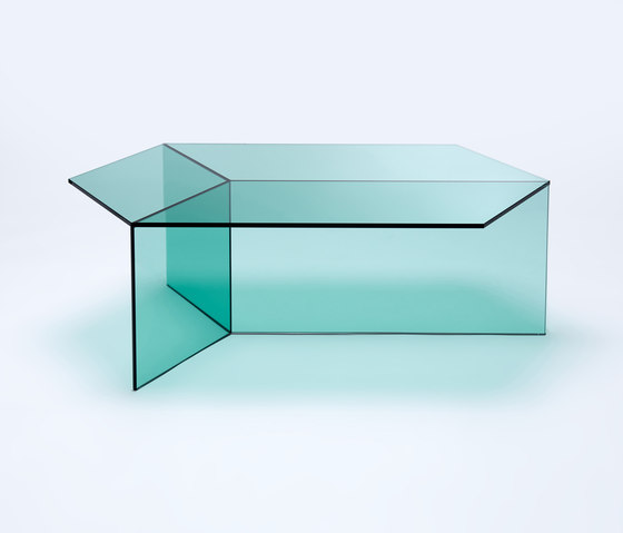 Isom Oblong - green by NEO/CRAFT | Coffee tables