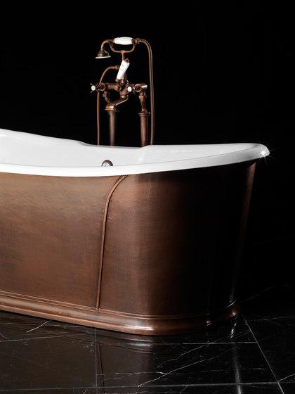 Camelot di devon devon rame antico vasca vasca - Vasca da bagno antica ...
