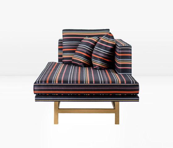 Aragon Chaise by Khouri Guzman Bunce Lininger | Recamieres