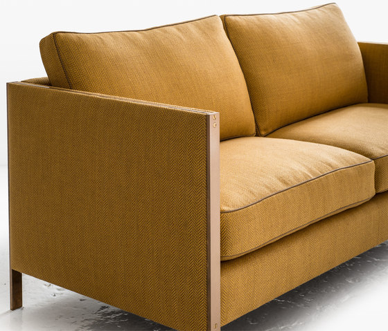 Armstrong Settee by Khouri Guzman Bunce Lininger | Sofas