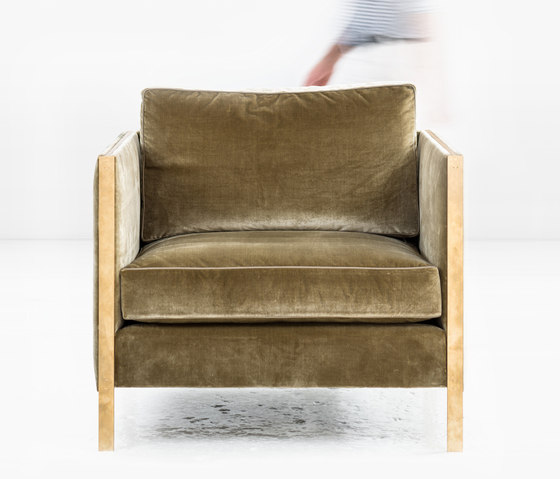Armstrong Armchair by Khouri Guzman Bunce Lininger | Armchairs