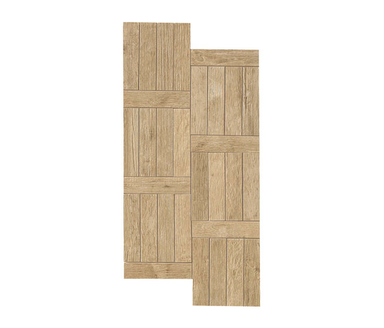Axi Golden Oak Treccia by Atlas Concorde | Tiles