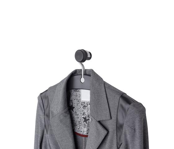 HANX hanger and knob by LoCa | Coat hangers