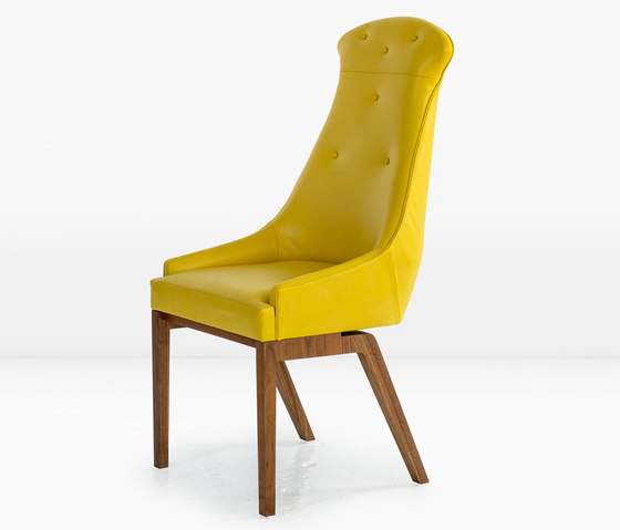 Evander Dining Chair by Khouri Guzman Bunce Lininger | Chairs