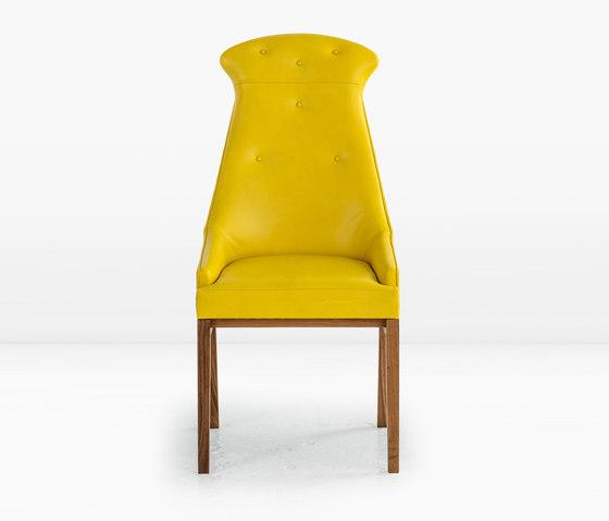 Evander Dining Chair von Khouri Guzman Bunce Lininger | Stühle
