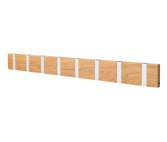 KNAX horizontal de LoCa | Percheros de ganchos