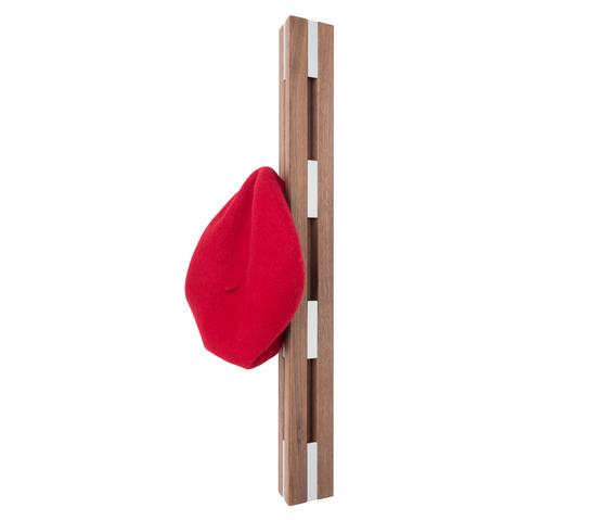KNAX wall stand by LoCa   Hook rails