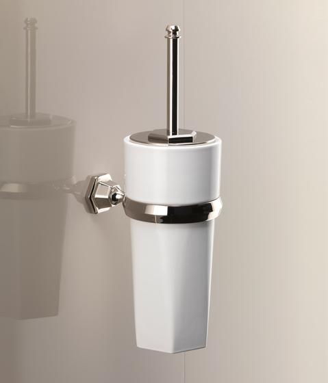 Jubilee Toilet brush holder by Devon&Devon   Toilet brush holders