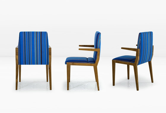 Julian Dining Chair by Khouri Guzman Bunce Lininger | Chairs