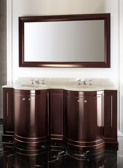 Regent Mahagony Vanity unit by Devon&Devon | Vanity units