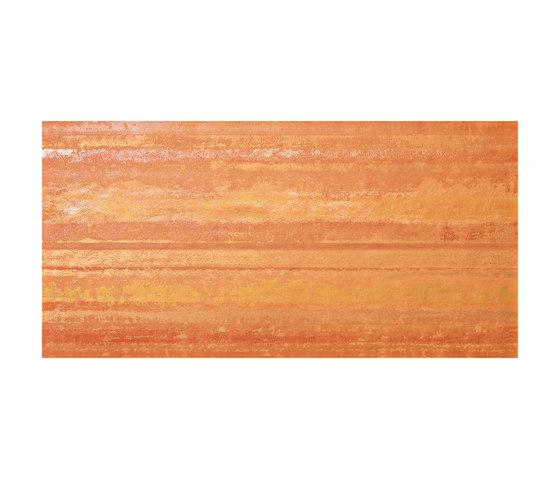 Ewall Orange Stripes de Atlas Concorde | Carrelage céramique