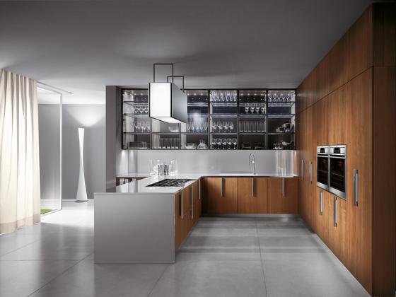 Barrique by Ernestomeda   Fitted kitchens