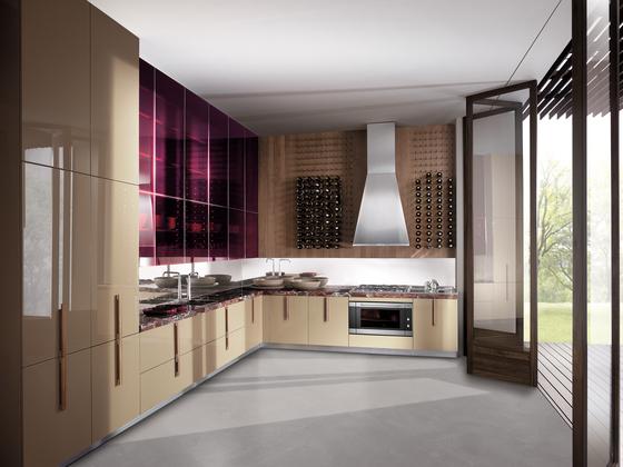 Barrique by Ernestomeda | Fitted kitchens