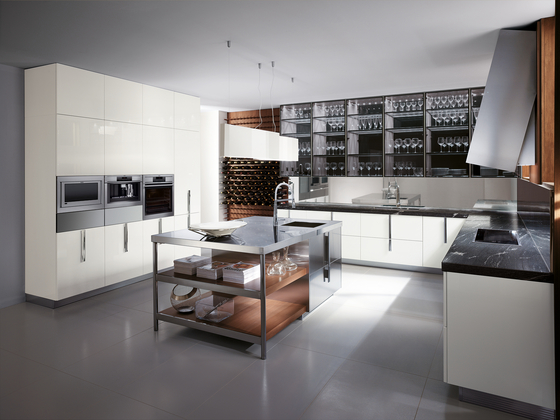 Barrique by Ernestomeda | Fitted kitchens