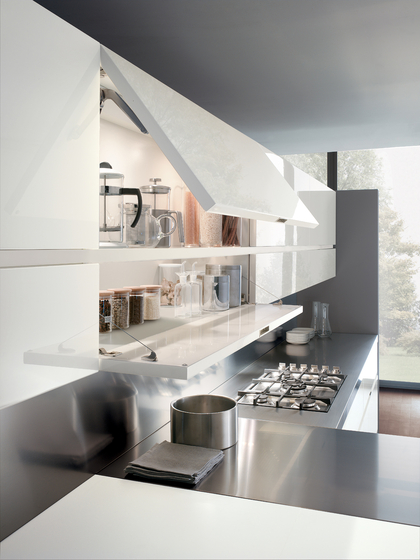 Elektra by Ernestomeda | Fitted kitchens