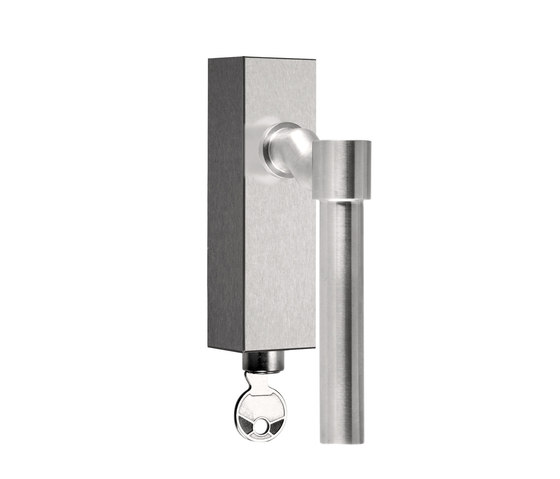ONE PBL15F-DKLOCK by Formani | High security fittings