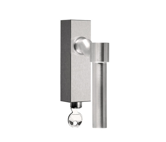 ONE PBL20F-DKLOCK by Formani | High security fittings
