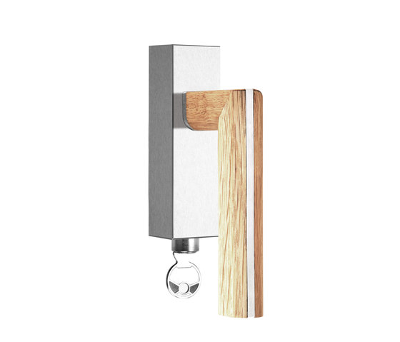 TWO PBL22DKLOCK by Formani | High security fittings