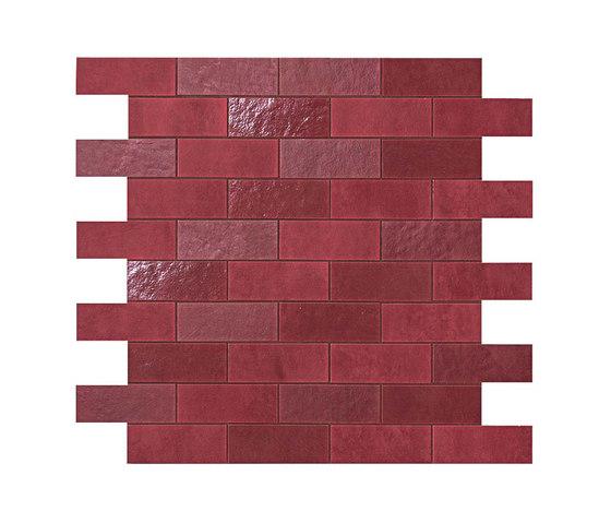 Ewall Amethyst Minibrick by Atlas Concorde | Ceramic tiles
