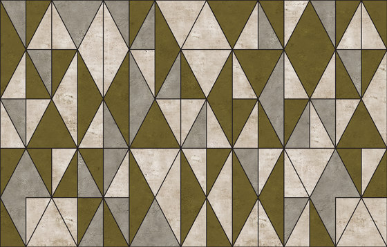 Diecut by Wall&decò | Cladding panels