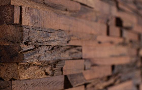 Jagger by Wonderwall Studios | Wood panels