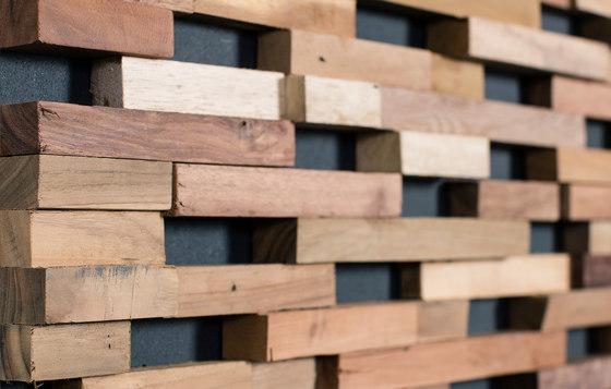 Springs di Wonderwall Studios | Pannelli legno