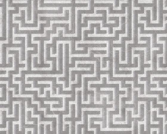 Labyrinth by Wall&decò | Cladding panels