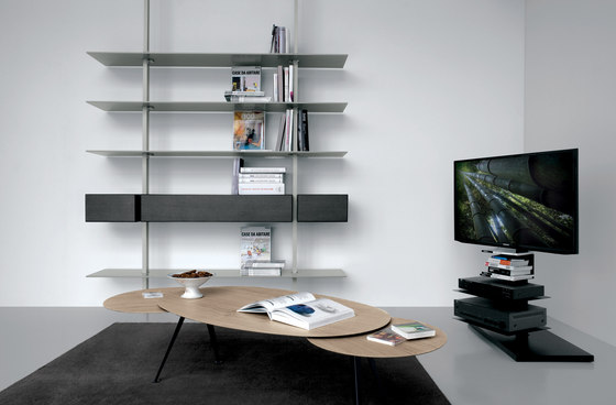 System SY03 by Extendo | Office shelving systems