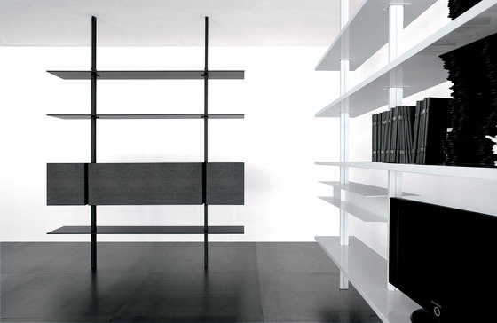 System SY14 by Extendo | Office shelving systems