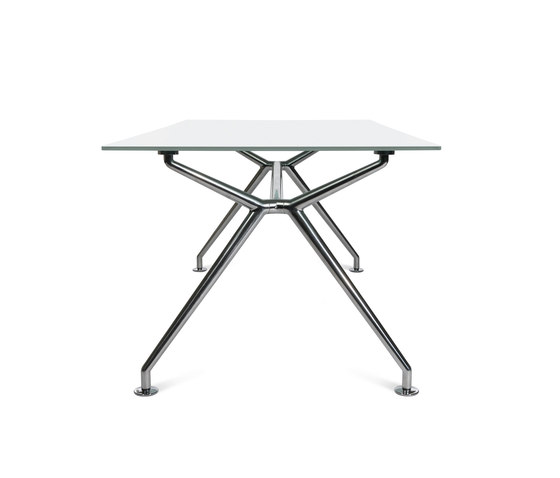 W-Table Work Mystic White by Wagner | Individual desks