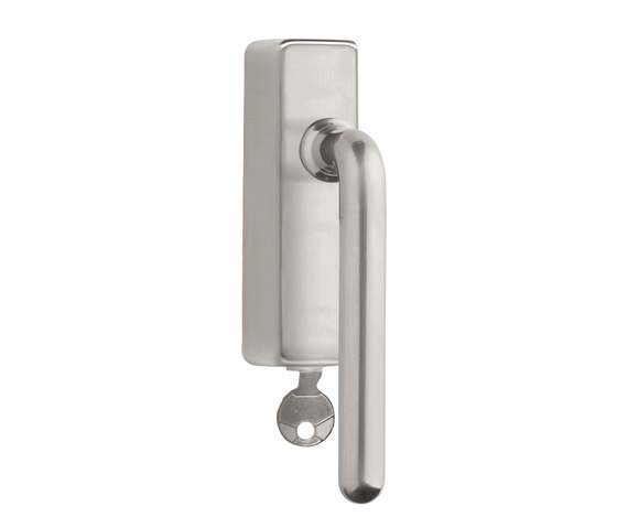 TIMELESS 1921-DKLOCK-O by Formani   Lever window handles
