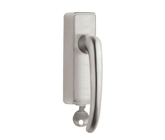 TIMELESS 1922-DKLOCK-O by Formani   Lever window handles