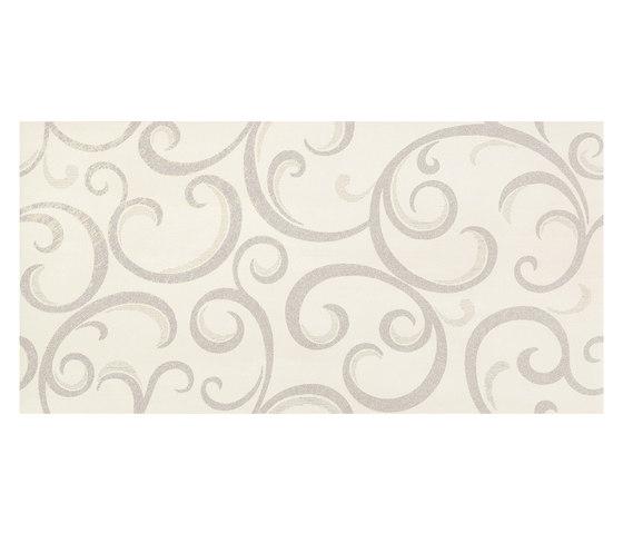 Mark Ivory Damask by Atlas Concorde | Ceramic tiles