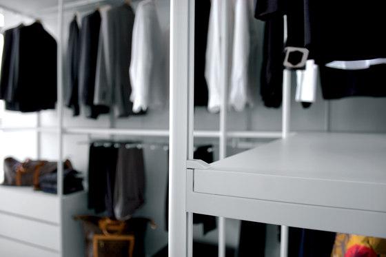 Slide SL02 by Extendo | Walk-in wardrobes