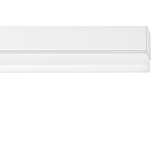 METRON LED mounted Lamps with downlight by RIBAG | General lighting