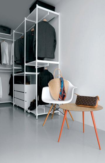Slide SL04 by Extendo | Walk-in wardrobes