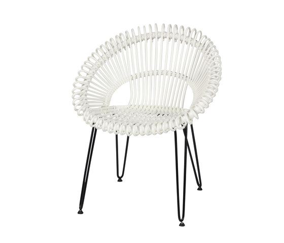 Roxy - Dining Chair by Vincent Sheppard | Garden chairs