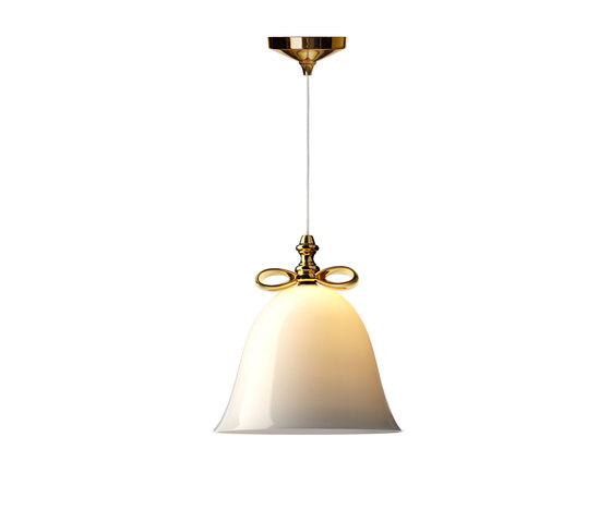 bell lamp white big by moooi | General lighting