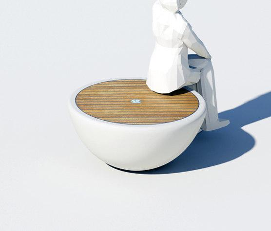 Yacht Bench 1 Seater by Jangir Maddadi Design Bureau | Garden benches