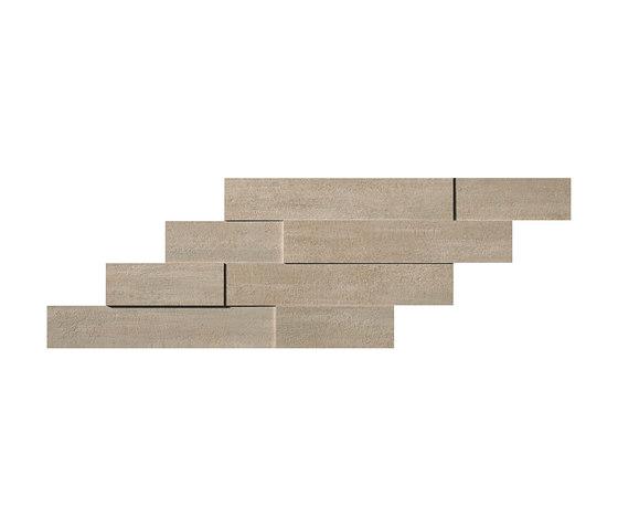 Mark Clay Brick 3d by Atlas Concorde | Ceramic tiles
