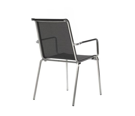 Modena Armlehnstuhl von Fischer Möbel | Gartenstühle