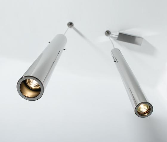 1824/3 Tubi de Vest Leuchten   Suspensions
