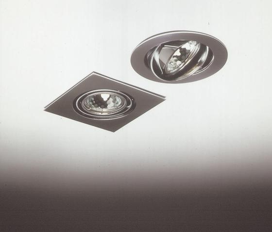 1988 di Vest Leuchten | Lampade soffitto incasso