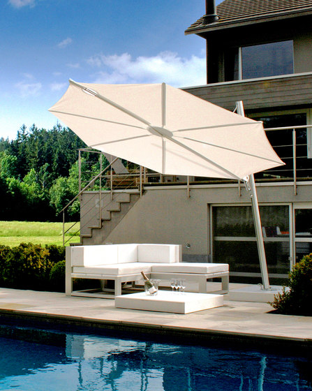 Spectra | Round by UMBROSA | Parasols