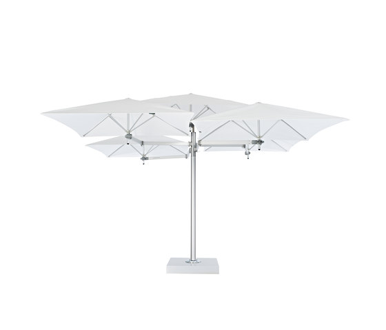 Paraflex | Multiflex Square by UMBROSA | Parasols