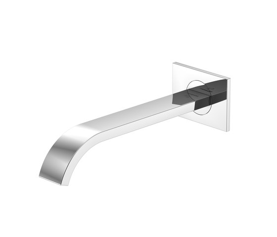 135 2310 Wall spout for basin or bathtub by Steinberg | Wash basin taps