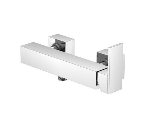 """160 1210 Exposed single lever mixer ½"""" for shower by Steinberg 
